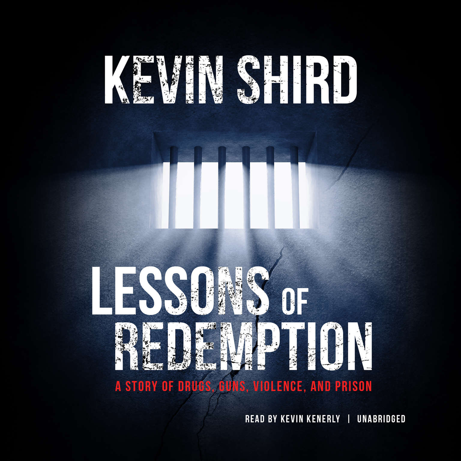 Printable Lessons of Redemption: A Story of Drugs, Guns, Violence, and Prison Audiobook Cover Art