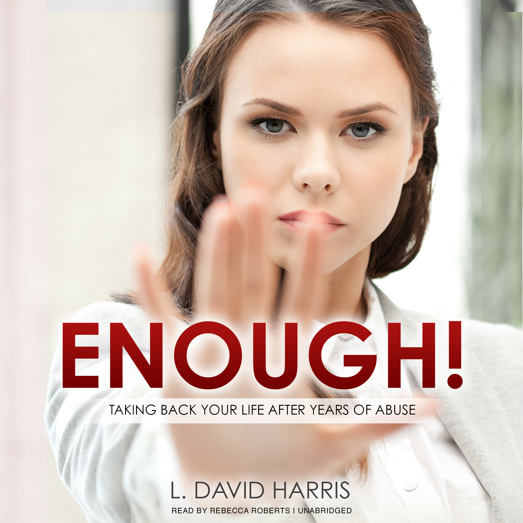 Printable Enough!: Taking Back Your Life after Years of Abuse Audiobook Cover Art