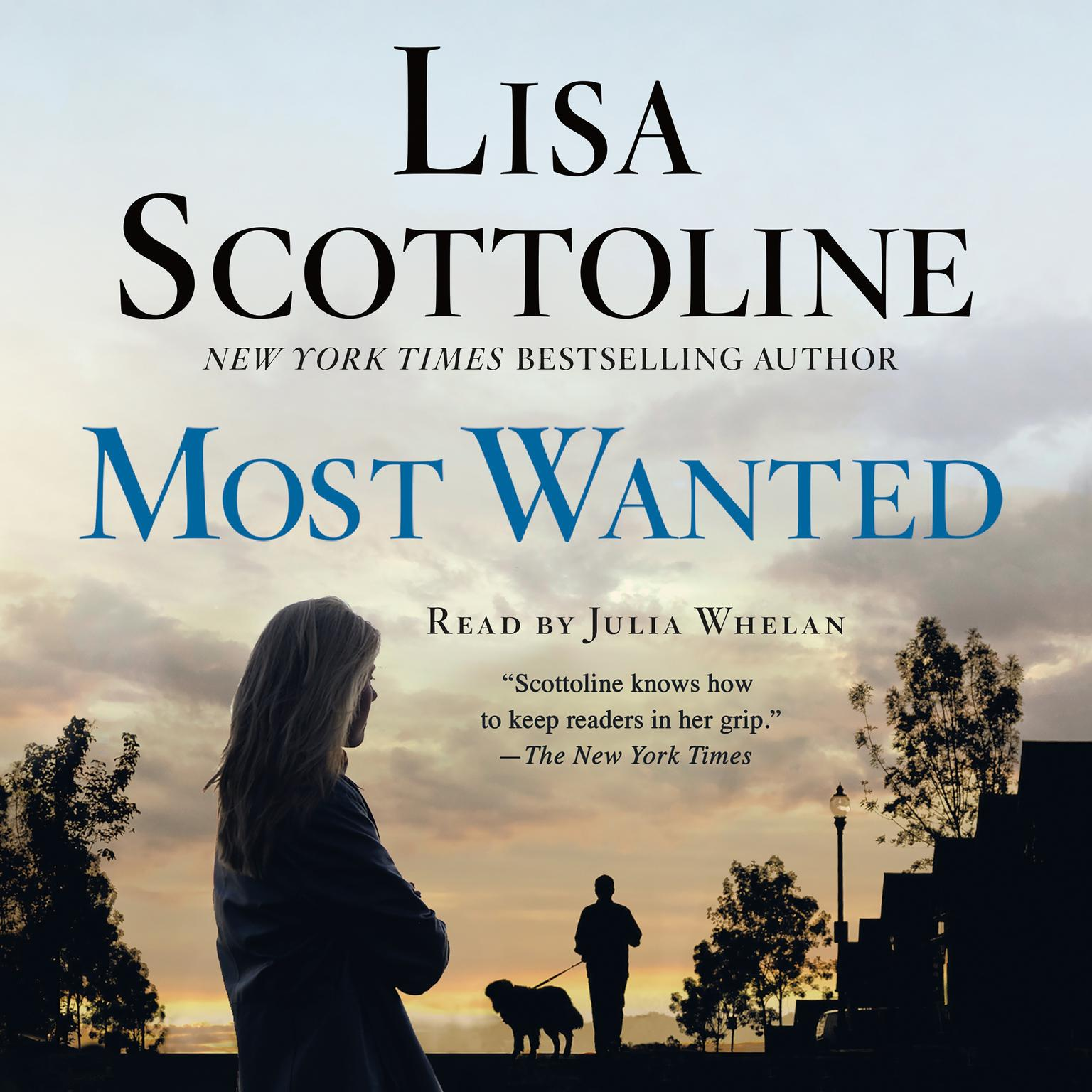 Printable Most Wanted Audiobook Cover Art