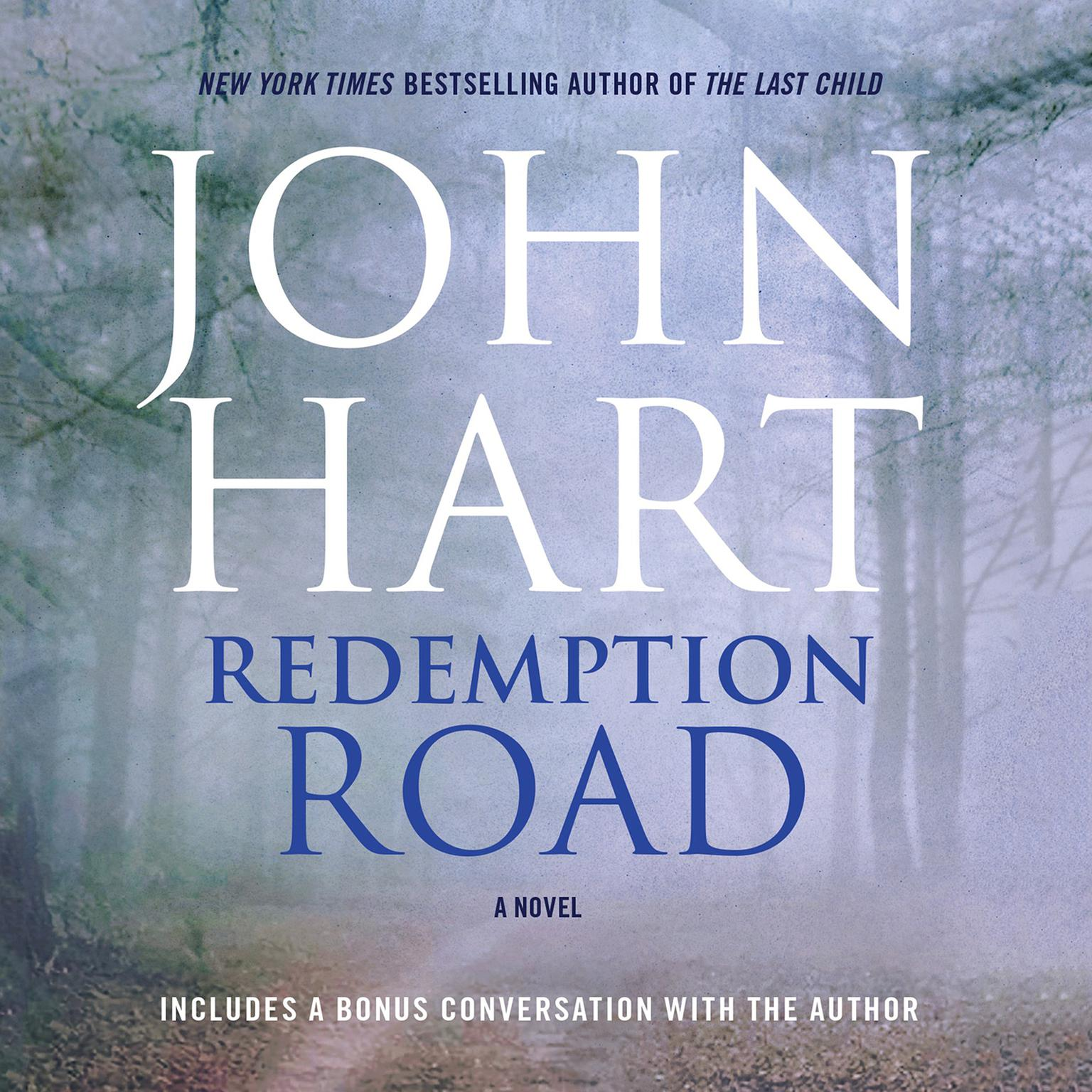 Printable Redemption Road: A Novel Audiobook Cover Art