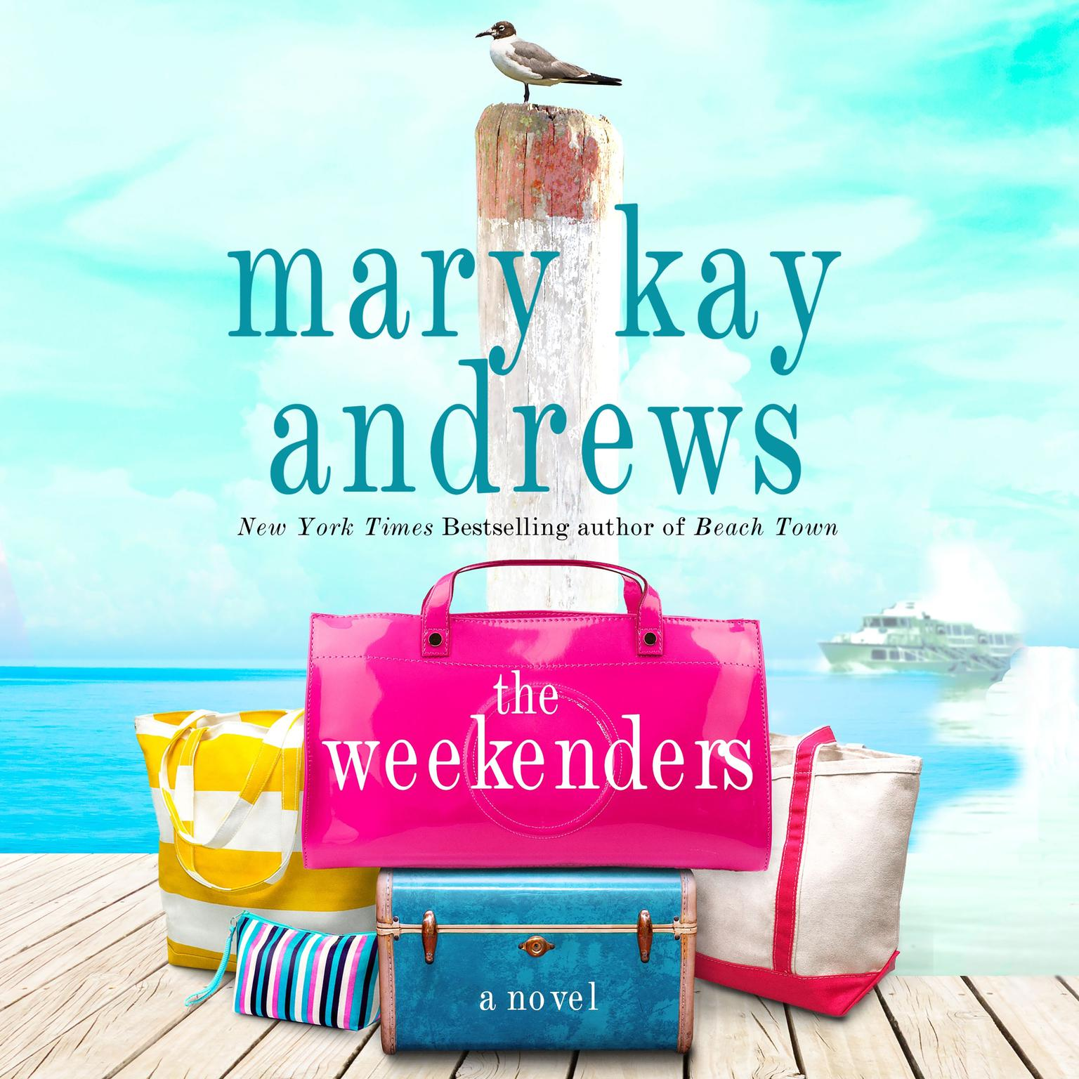 Printable The Weekenders: A Novel Audiobook Cover Art