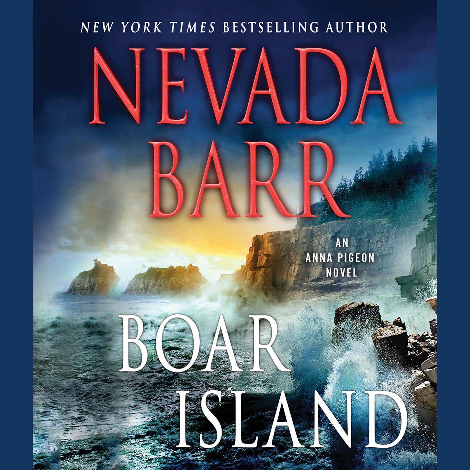 Boar Island: An Anna Pigeon Novel Audiobook, by Nevada Barr