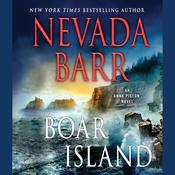Boar Island: An Anna Pigeon Novel Audiobook, by Nevada Barr