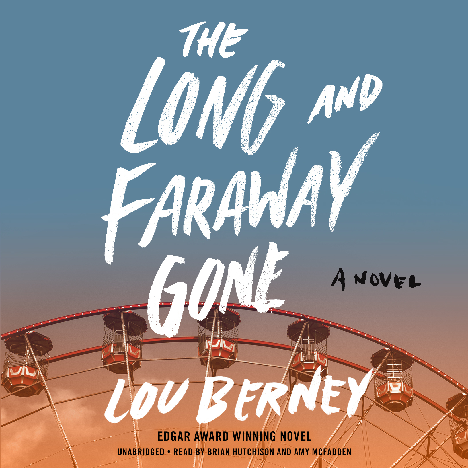 Printable The Long and Faraway Gone Audiobook Cover Art