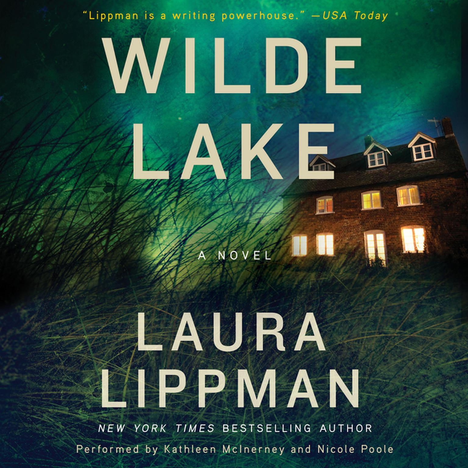 Printable Wilde Lake: A Novel Audiobook Cover Art