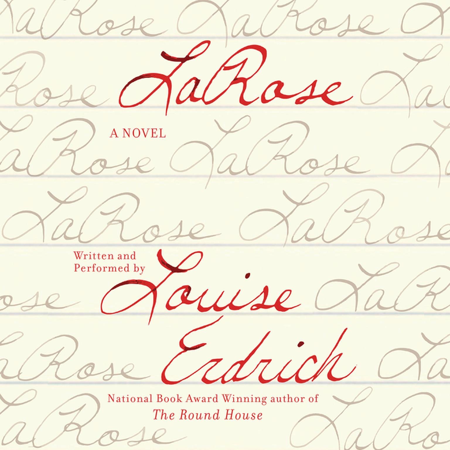 Printable LaRose: A Novel Audiobook Cover Art