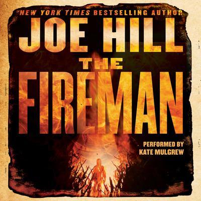 The Fireman: A Novel Audiobook, by