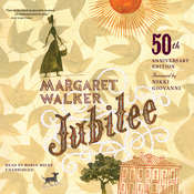 Jubilee, 50th Anniversary Edition Audiobook, by Margaret Walker