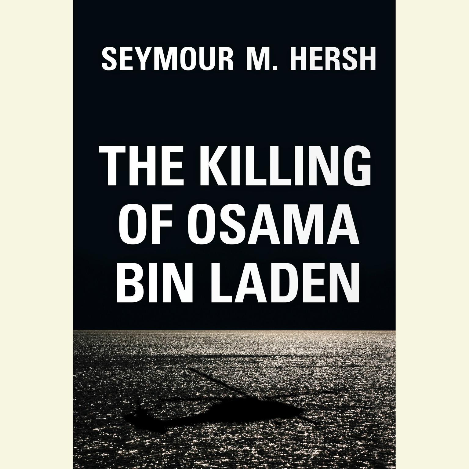 Printable The Killing of Osama Bin Laden Audiobook Cover Art