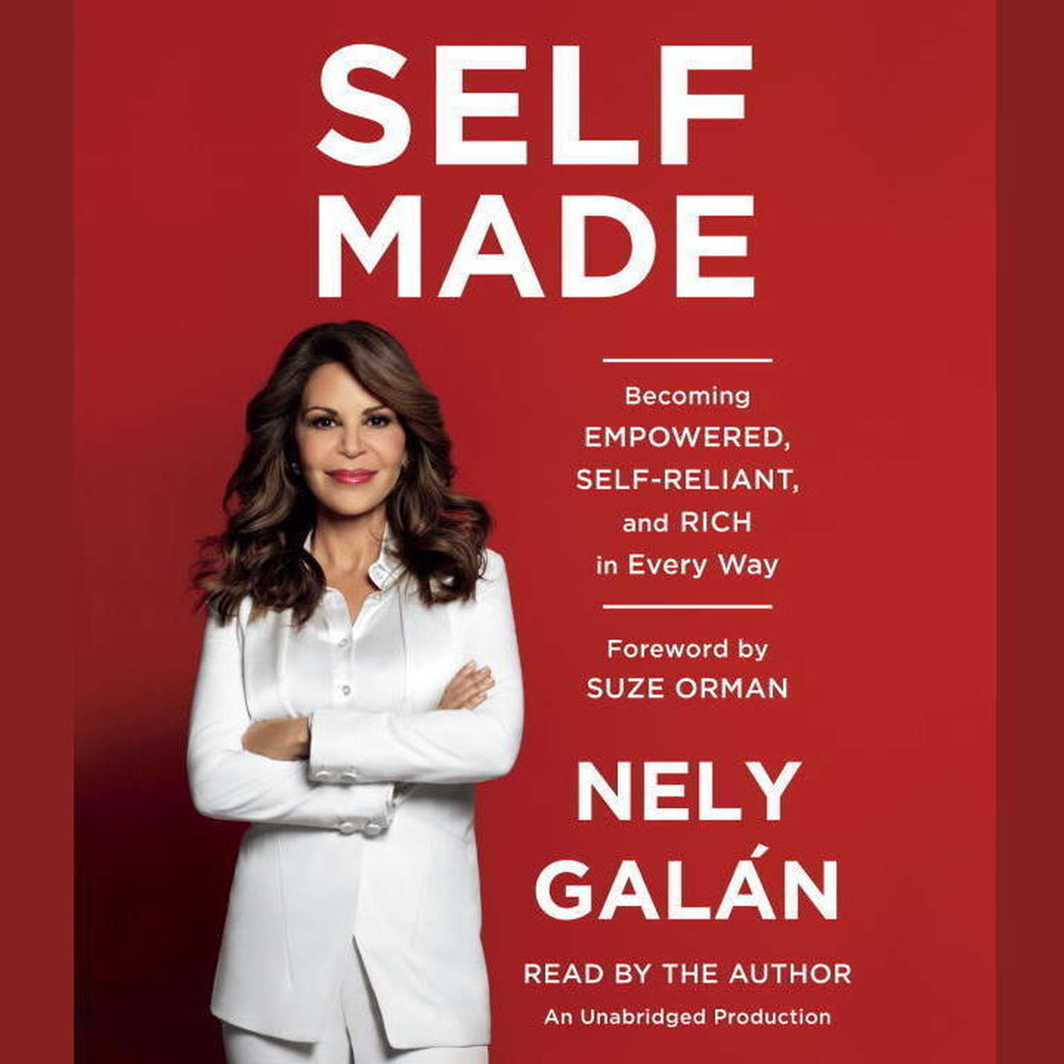 Printable Self-Made: Becoming Empowered, Self-Reliant, and Rich in Every Way Audiobook Cover Art