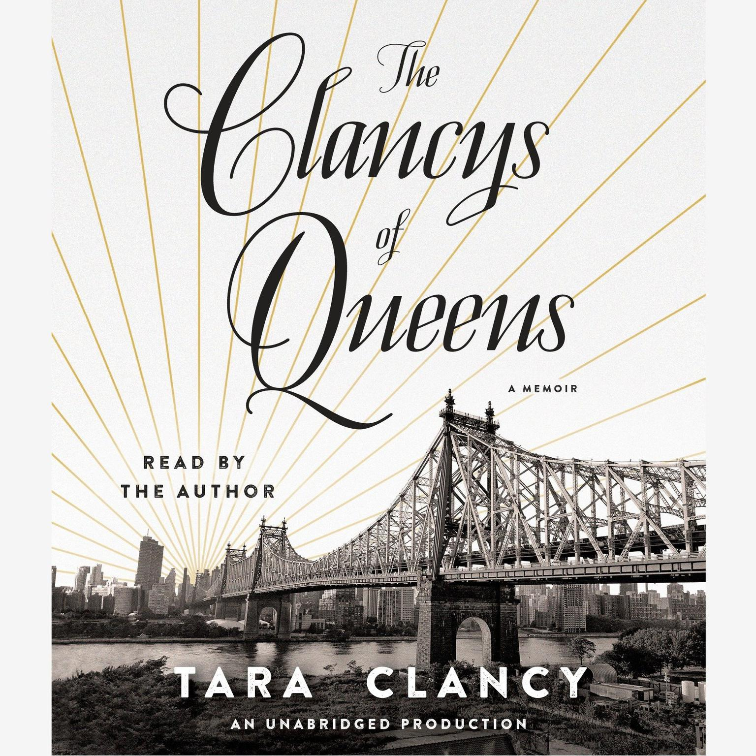 Printable The Clancys of Queens: A Memoir Audiobook Cover Art