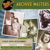 Archive Masters, Volume 1, by Dreamscape Media