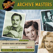 Archive Masters, Volume 3, by Dreamscape Media