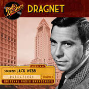 Dragnet, Volume 5, by Hollywood 360, Jack Webb