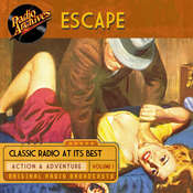 Escape, Volume 1, by CBS Radio, Hollywood 360