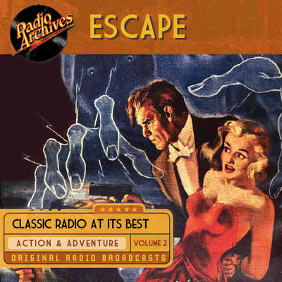 Escape, Volume 2 Audiobook, by Hollywood 360