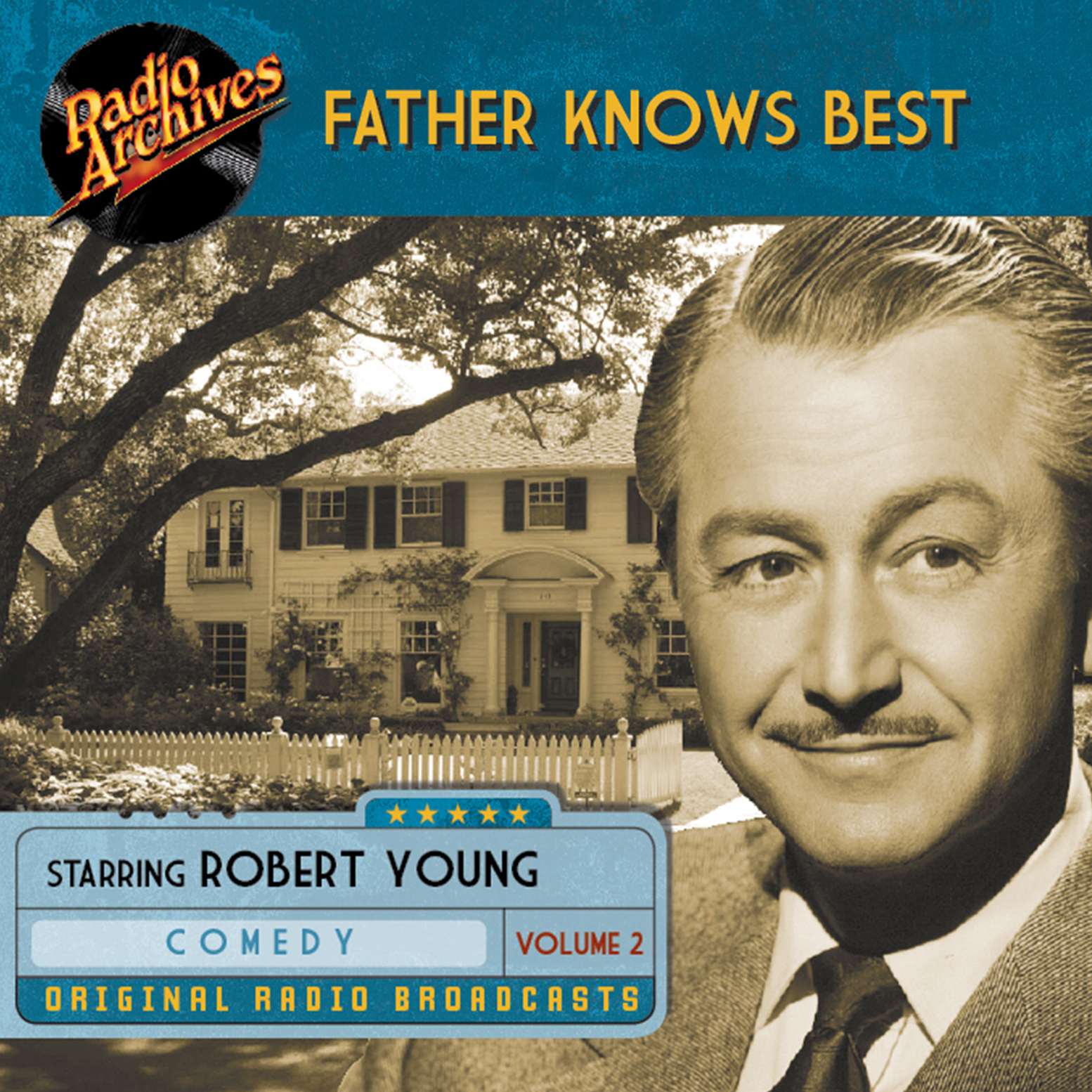 Printable Father Knows Best, Volume 2 Audiobook Cover Art