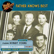 Father Knows Best, Volume 5 Audiobook, by Robert Young