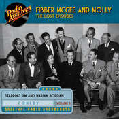 Fibber McGee and Molly, the Lost Episodes, Volume 5, by Jim Jordan