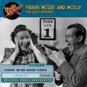 Fibber McGee and Molly, the Lost Episodes, Volume 6, by Jim Jordan