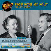 Fibber McGee and Molly, the Lost Episodes, Volume 8, by Jim Jordan