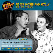 Fibber McGee and Molly, the Lost Episodes, Volume 9, by Jim Jordan
