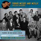 Fibber McGee and Molly, the Lost Episodes, Volume 14, by Jim Jordan
