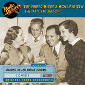 Fibber McGee and Molly Show: The 1947–1948 Season Audiobook, by Jim Jordan
