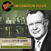 Information Please, Volume 2 Audiobook, by Dan Golenpaul