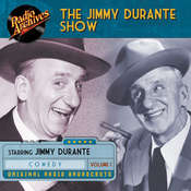 Jimmy Durante Show, Volume 1 Audiobook, by Dreamscape Media