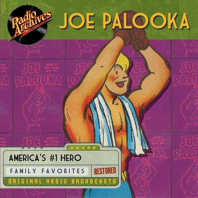 Joe Palooka Audiobook, by Ham Fisher