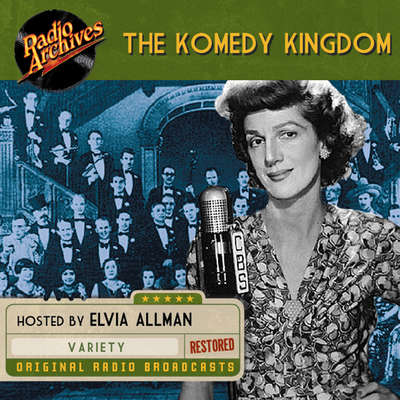 Komedy Kingdom Audiobook, by various authors