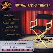 Mutual Radio Theater, Volume 1, by various authors