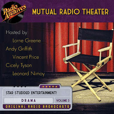 Mutual Radio Theater, Volume 3 Audiobook, by various authors
