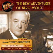 New Adventures of Nero Wolfe, by various authors