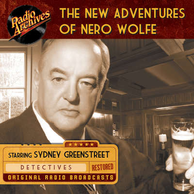New Adventures of Nero Wolfe Audiobook, by various authors