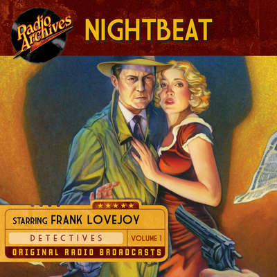 Nightbeat, Volume 1 Audiobook, by various authors
