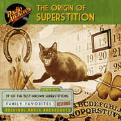 Origin of Superstition Audiobook, by Dreamscape Media