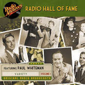 Radio Hall of Fame, Volume 1 Audiobook, by Philco