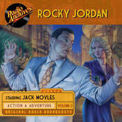 Rocky Jordan, Volume 2 Audiobook, by Jack Moyles