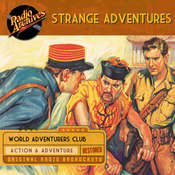 Strange Adventures Audiobook, by various authors
