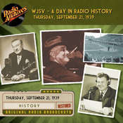 WJSV - A Day in Radio History Audiobook, by various authors