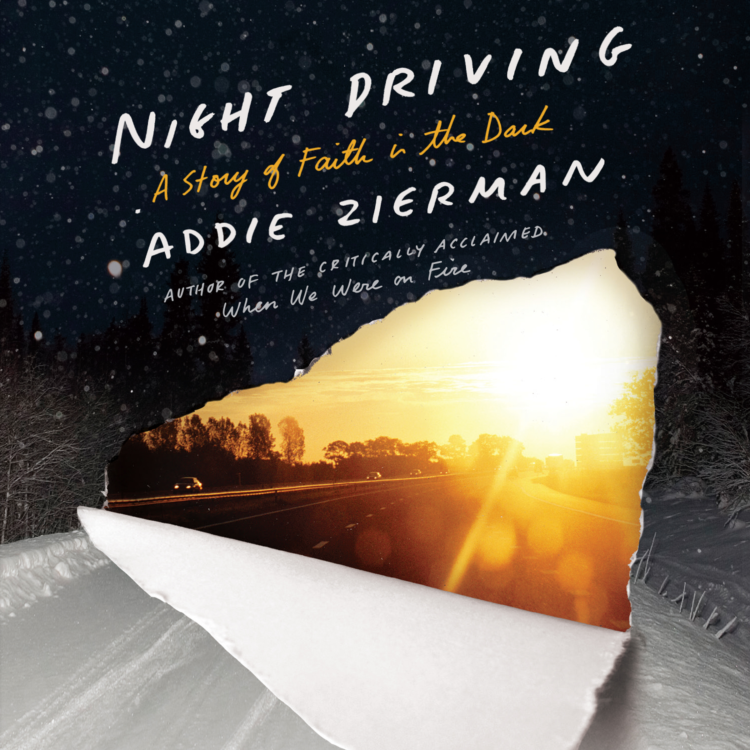 Printable Night Driving: A Story of Faith in the Dark Audiobook Cover Art