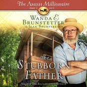 The Stubborn Father Audiobook, by Wanda E. Brunstetter, Jean Brunstetter