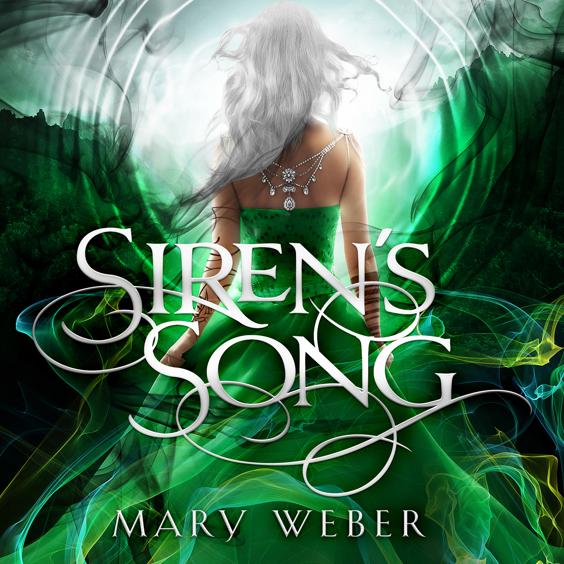 Printable Siren's Song Audiobook Cover Art