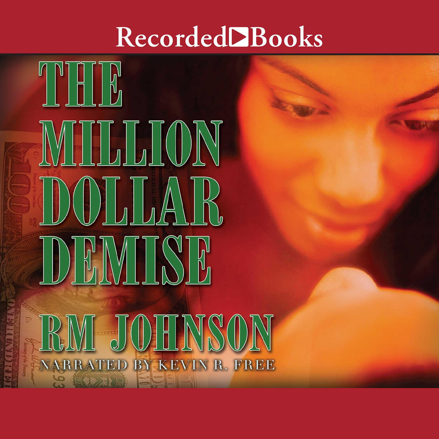 Printable The Million Dollar Demise Audiobook Cover Art