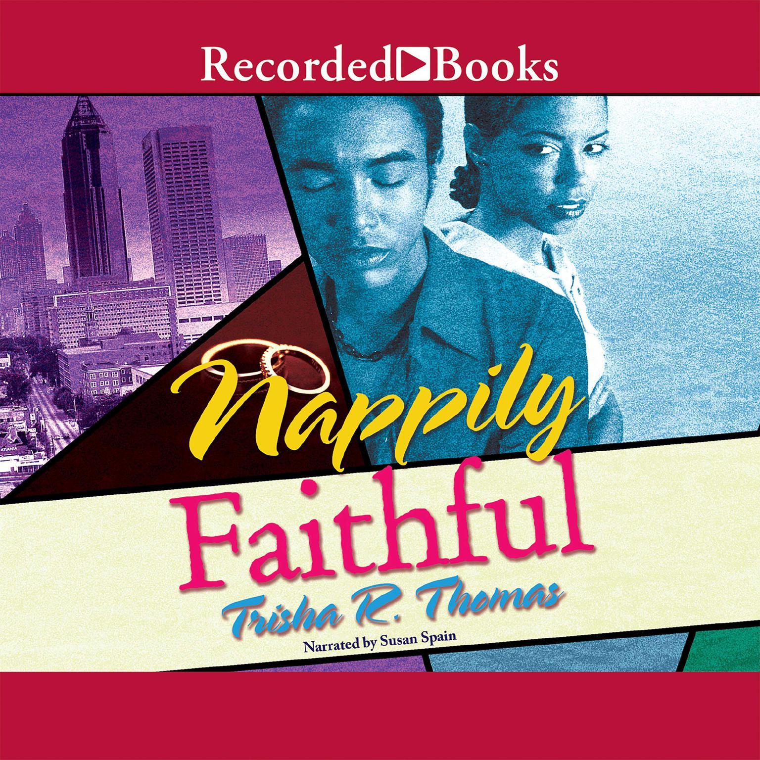 Printable Nappily Faithful Audiobook Cover Art
