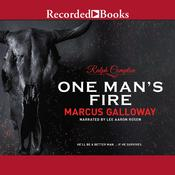 One Mans Fire Audiobook, by Ralph Compton