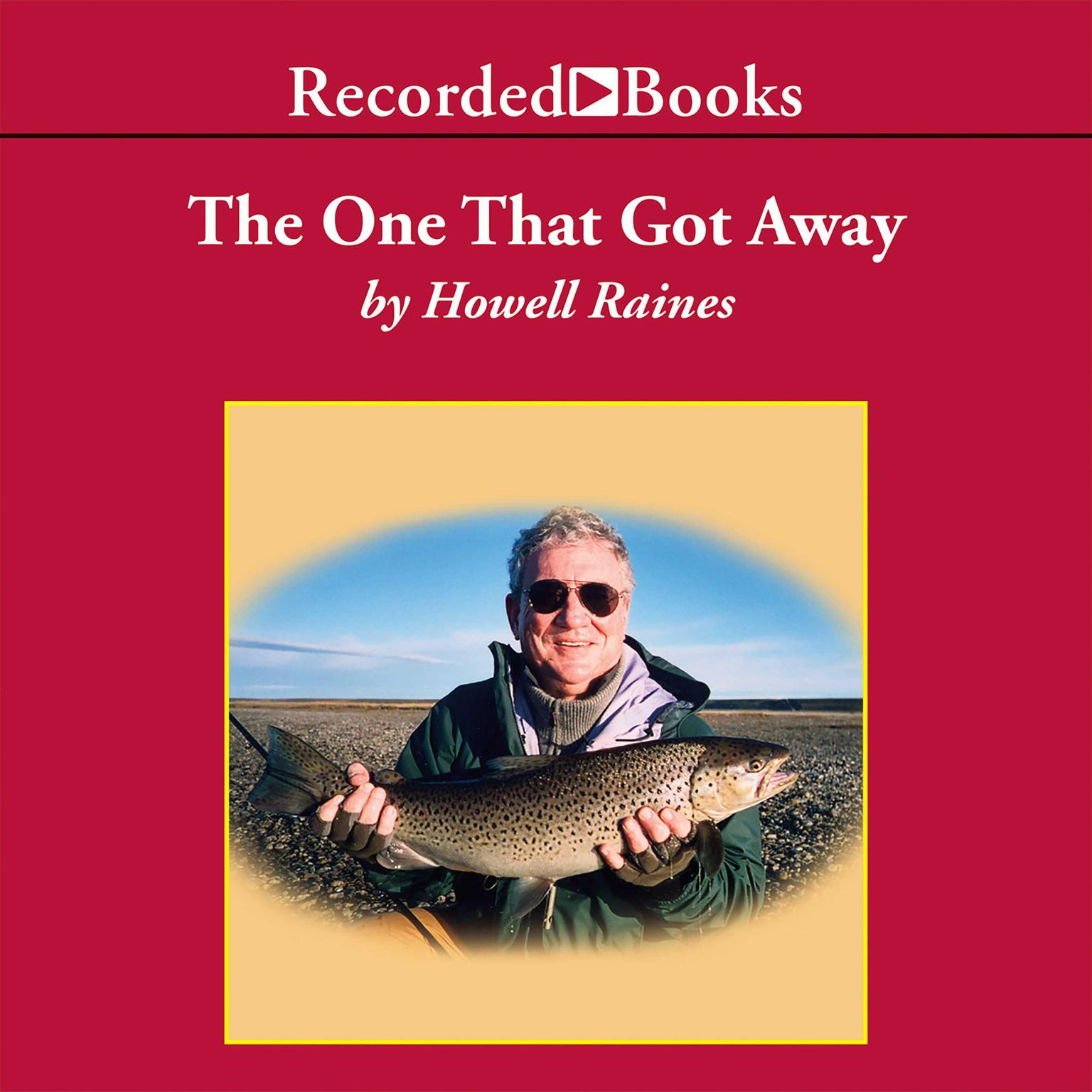 Printable The One That Got Away: A Memoir Audiobook Cover Art
