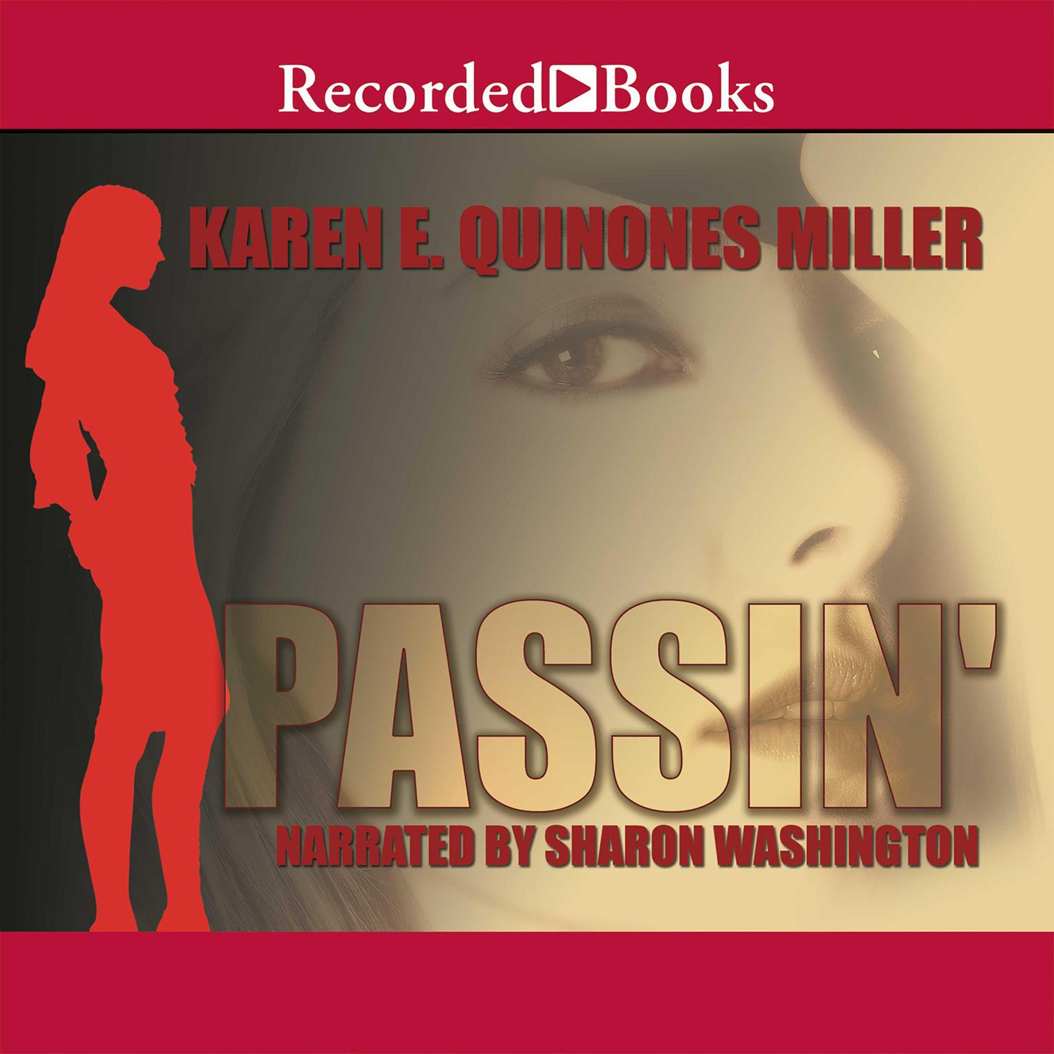 Printable Passin' Audiobook Cover Art